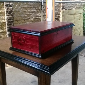 Dusty Cats Woodshop Custom built Jewelry Boxes